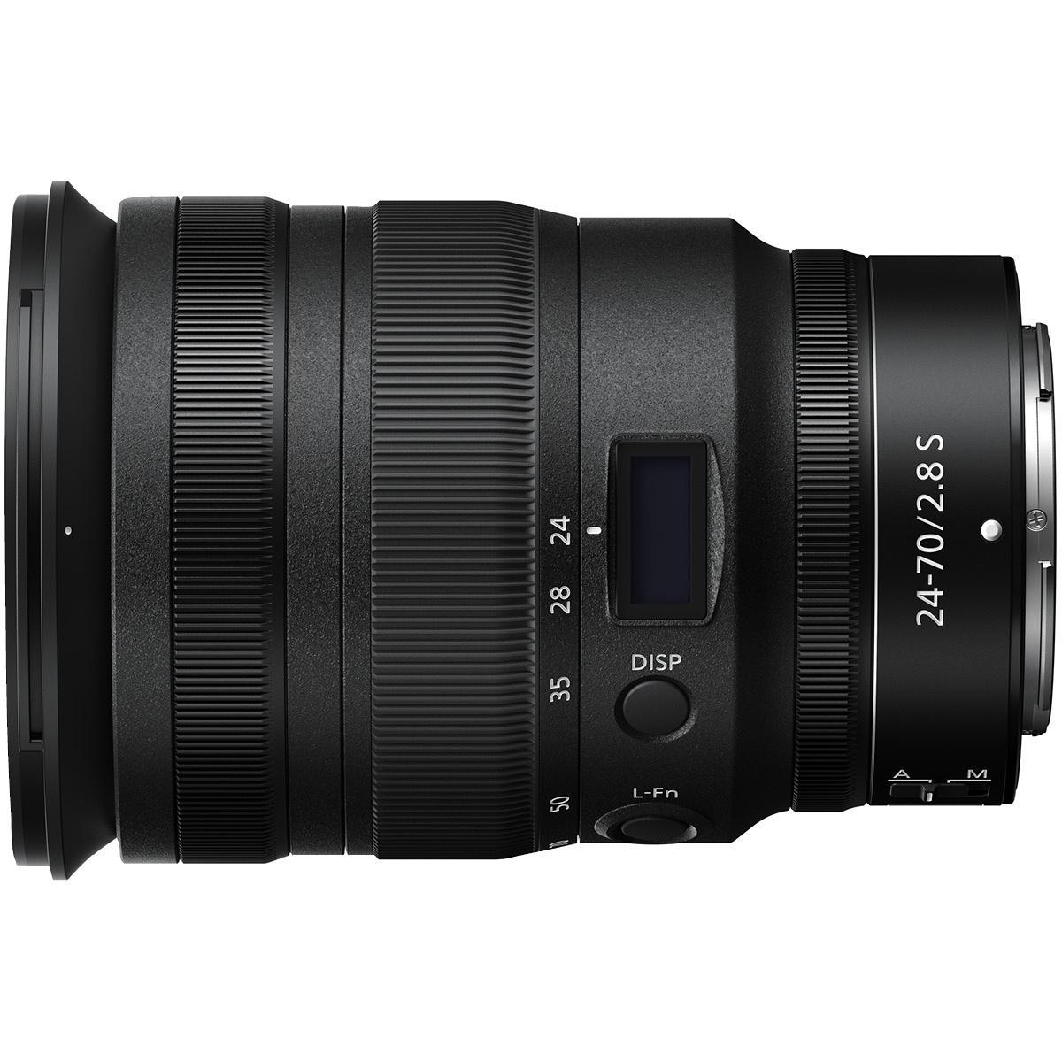 Nikon 24-70 mm 1:2,8 Z S