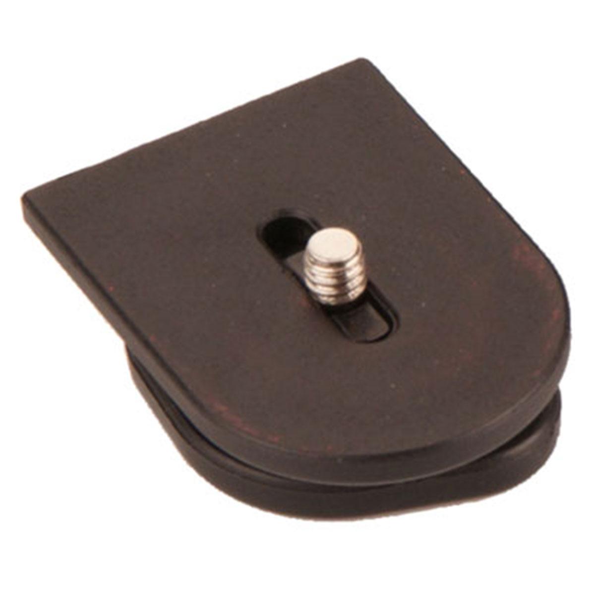 B.I.G. Kameraplatte für Gürtelhalter