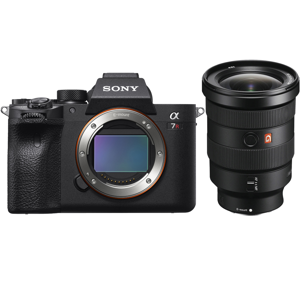 Sony Alpha 7R III A + FE 16-35mm 1:2,8 GM