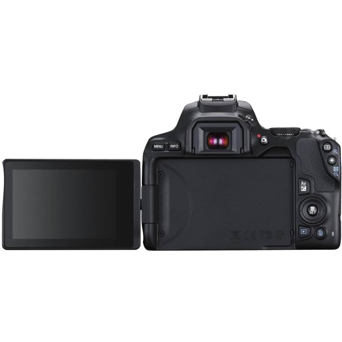 Canon EOS 250D Kit mit 18-55mm STM