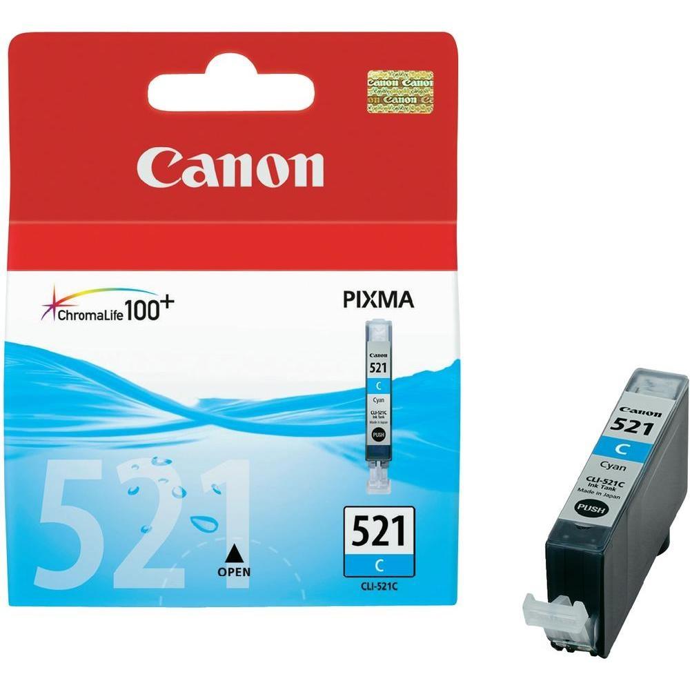 Canon CLI-521 C Tintenpatrone Cyan