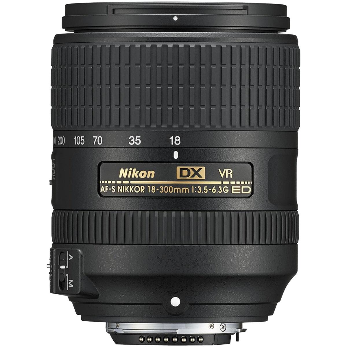 Nikon 18-300 mm 1:3,5-6,3 AF-S DX VR