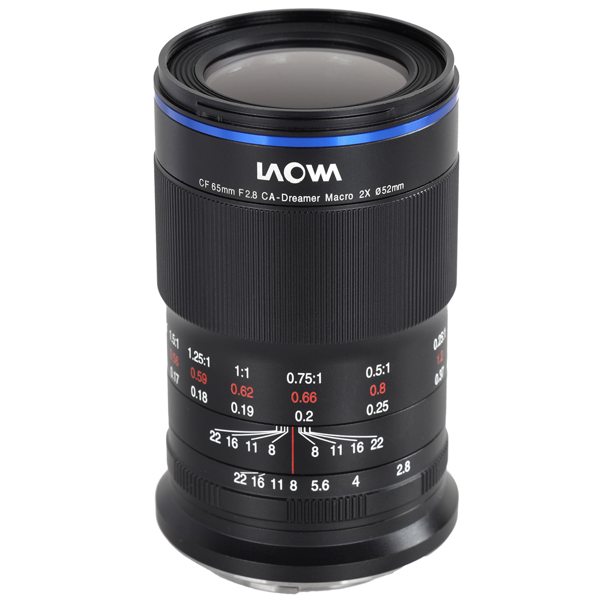 Laowa 65 mm 1:2,8 2x Ultra Macro für Fujifilm XF