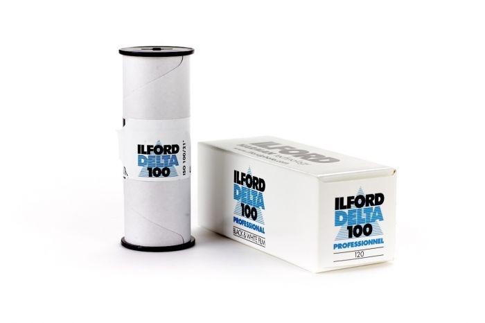 Ilford Delta 100 120 Rollfilm SW
