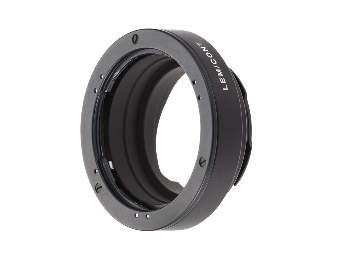 Novoflex Adapter Contax/Yashica auf Leica M