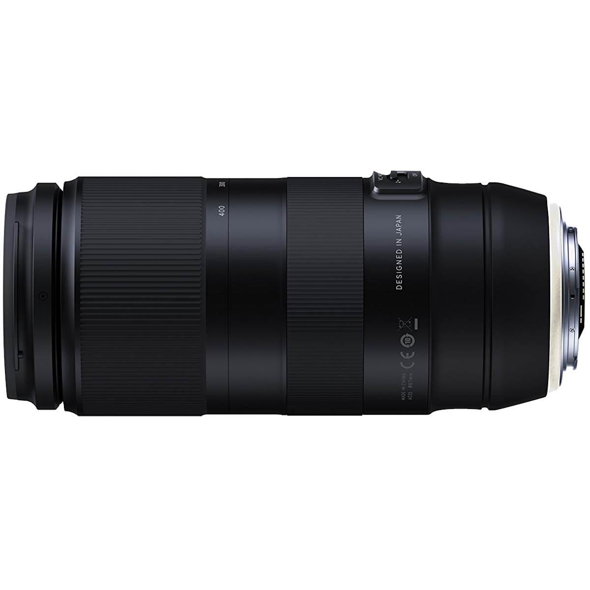 Tamron 100-400 mm 1:4,5-6,3 Di VC USD FX