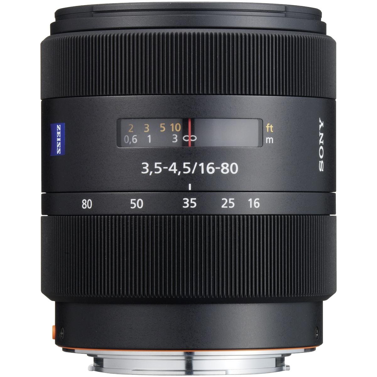 Sony 16-80 mm 1:3,5-4,5 Zeiss T ZA A-Mount