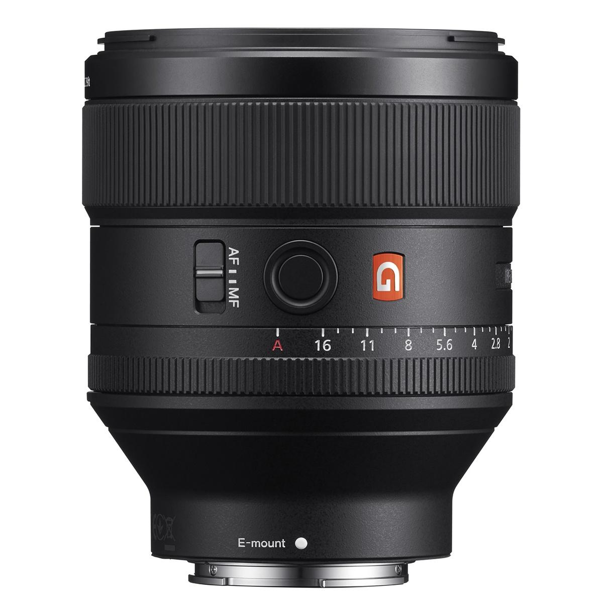 Sony 85 mm 1:1,4 GM FE