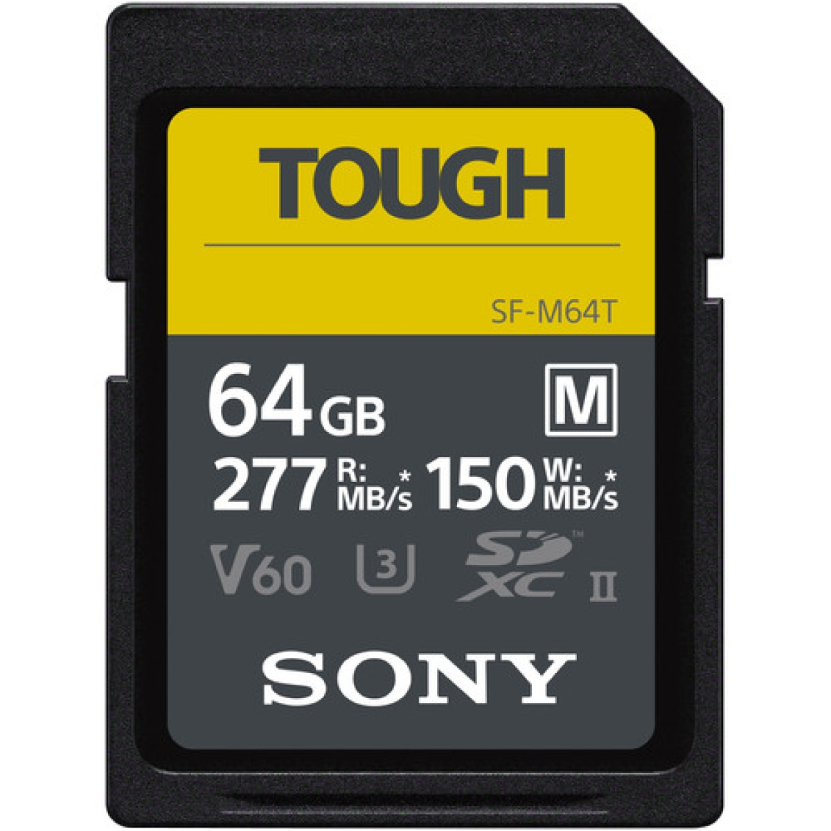 Sony 64 GB SDXC Tough M