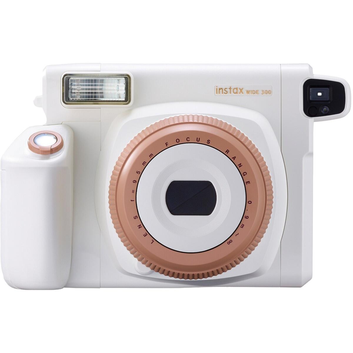 Fujifilm Instax Wide 300 Toffee Ex D