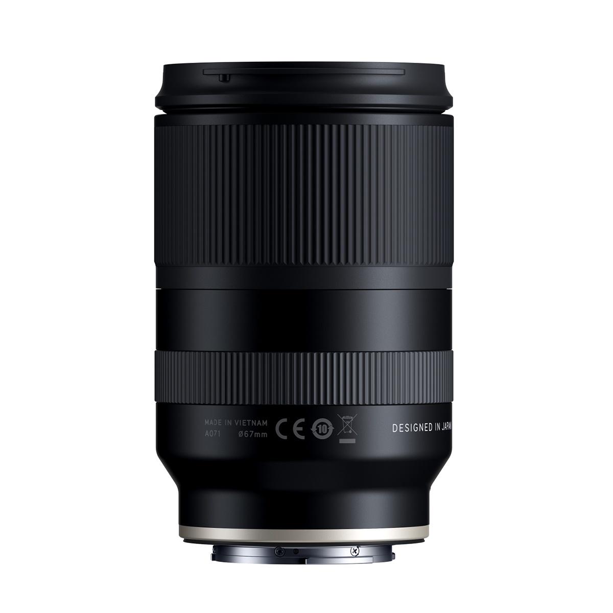 Tamron 28-200 mm 1:2,8-5,6 DI III RXD Sony FE