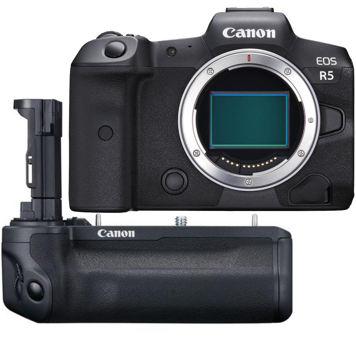 Canon EOS R5 Kit mit BG-R 10