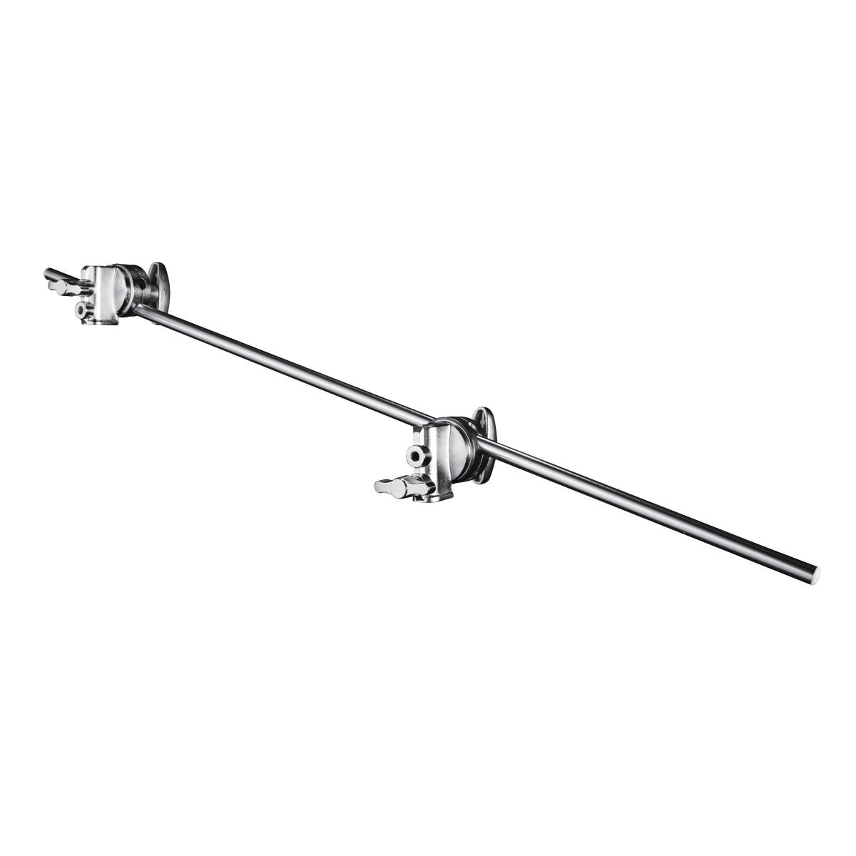 Walimex pro Galgen mit 2 Schraubklemmen, 100 cm