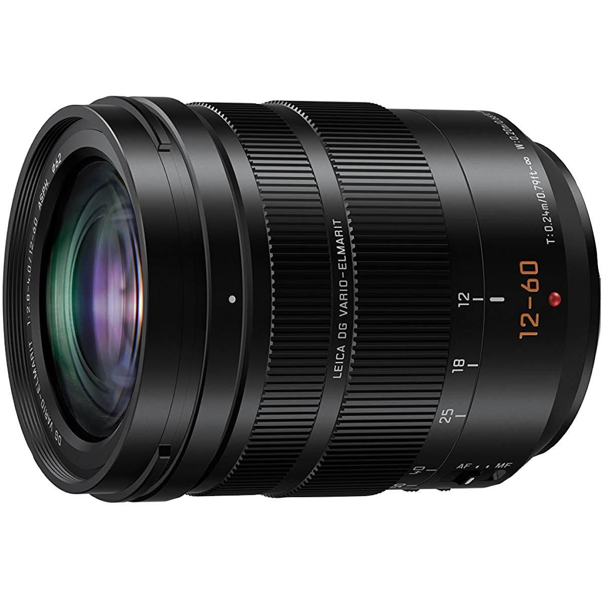 Panasonic 12-60 mm 1:2,8-4,0 Leica Elmarit OIS