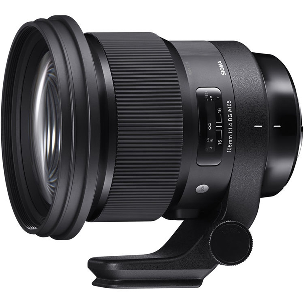 Sigma 105 mm 1:1,4 DG HSM (A) FE-Mount