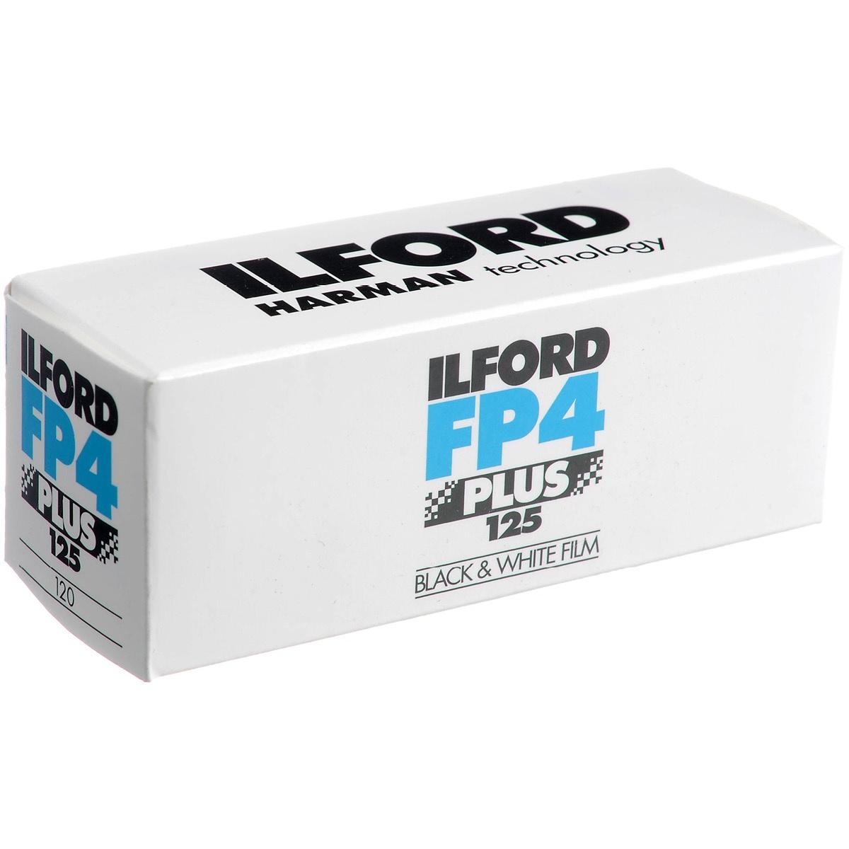 Ilford FP 4 120 Rollfilm SW