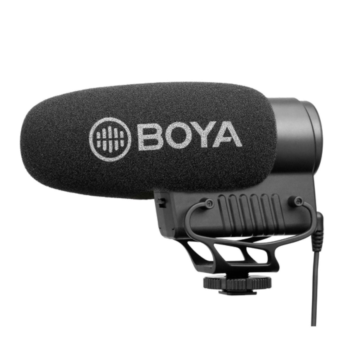 Boya BY-BM3051S Mono/Stereo Richtmikrofon