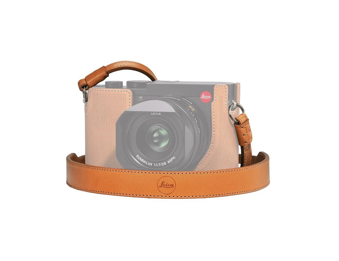 Leica Trageriemen Q2 Braun
