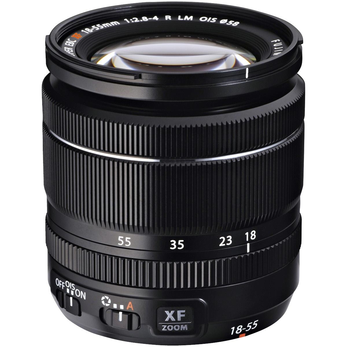 Fujifilm XF 18-55 mm 1:2,8-4,0 R LM OIS