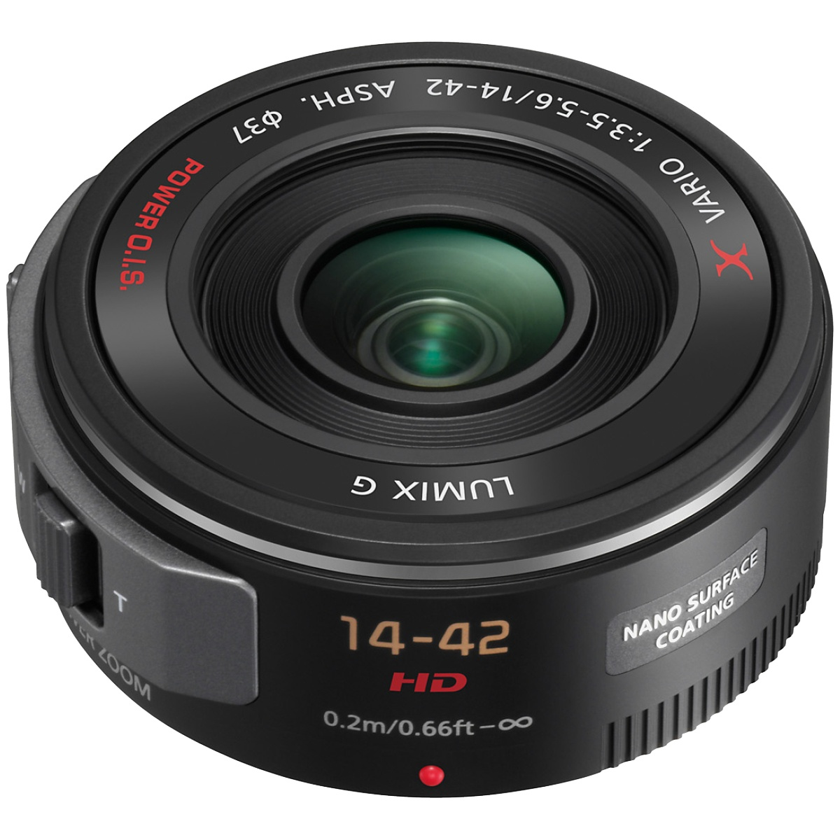Panasonic 14-42 mm 1:3,5-5,6 X Power OIS