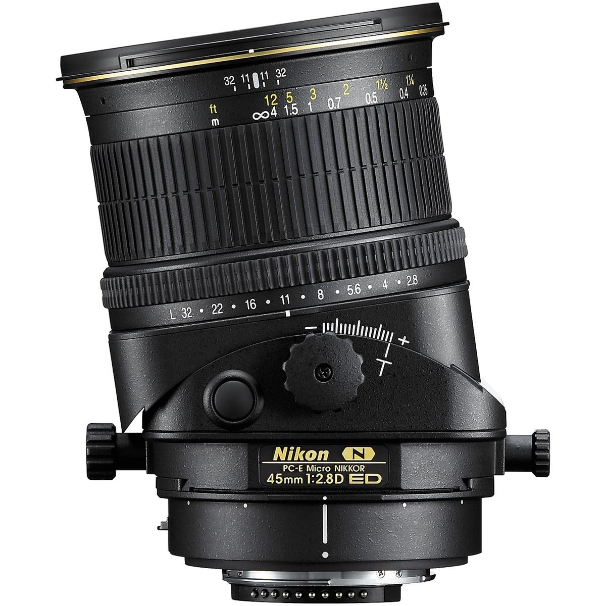 Nikon 45 mm 1:2,8 PC-E Mirco Nikkor D ED