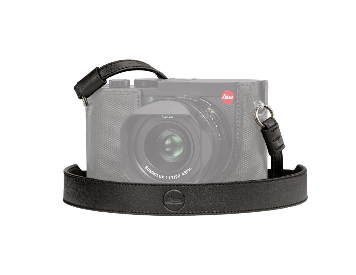 Leica Trageriemen Q2 Schwarz