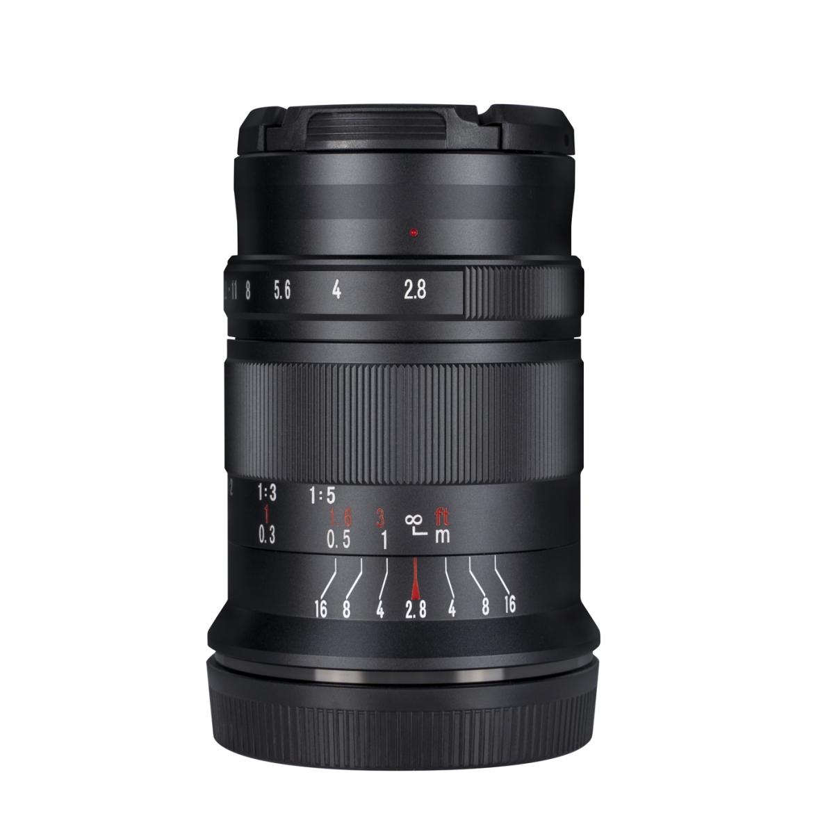 7Artisans 60 mm 1:2,8 II Makro für Sony E