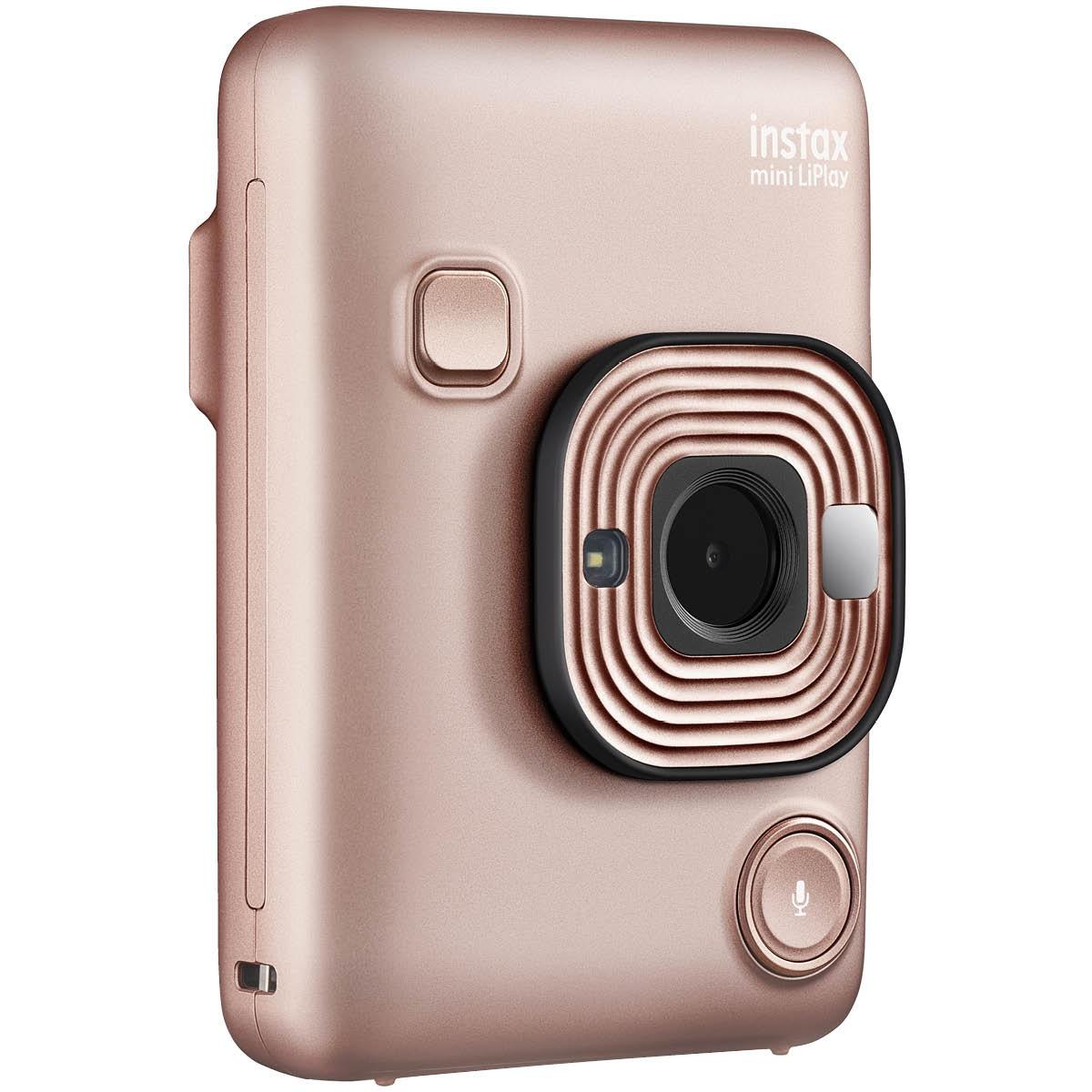 Fujifilm Instax Mini LiPlay Rosé Gold