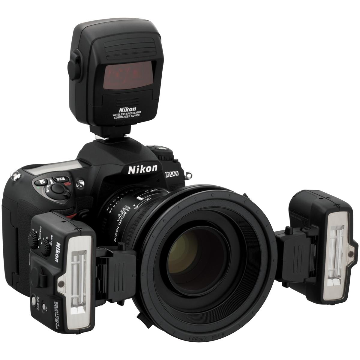 Nikon R1C1 Makroblitz Kit mit SU-800