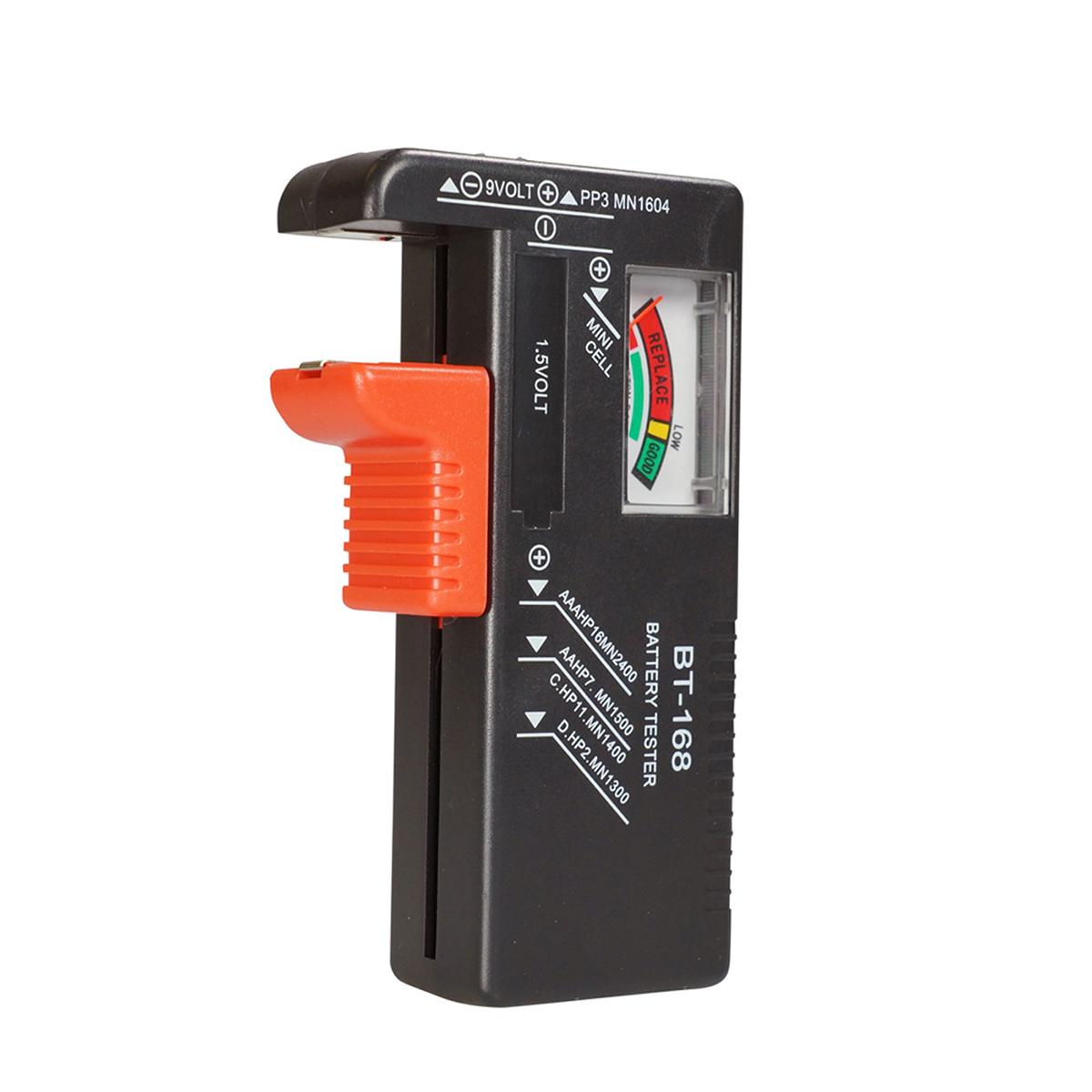 B.I.G. Batterietester BT-168