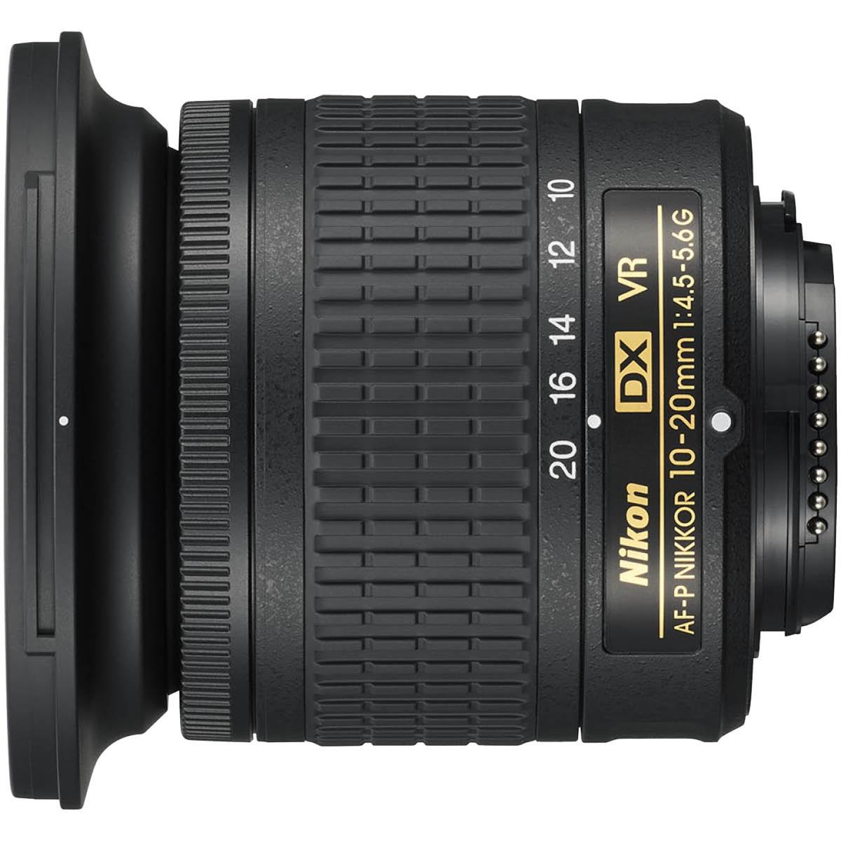 Nikon 10-20 mm 1:4,5-5,6 AF-P G DX VR