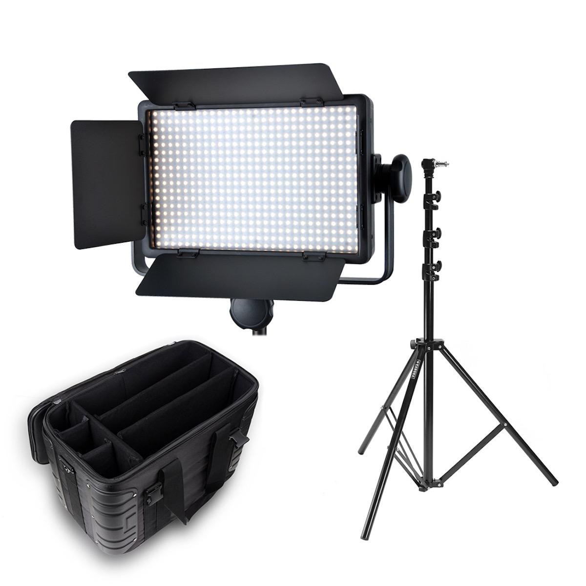 Godox LED500W Triple-Panel-Kit