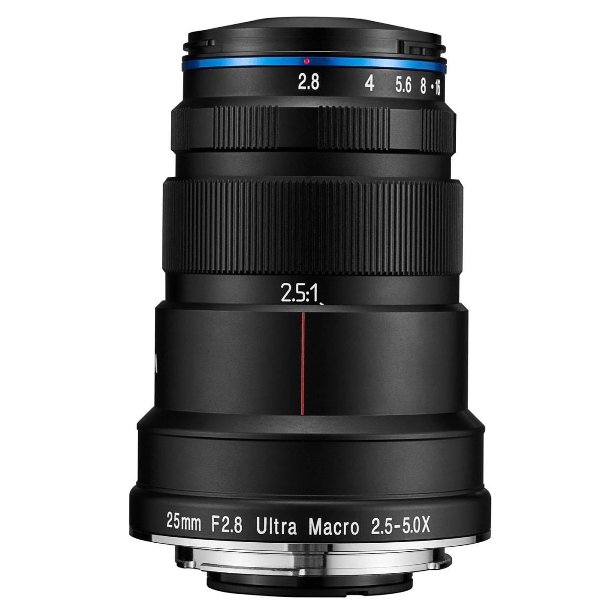 Laowa 25 mm 1:2,8 Ultra Makro für Nikon Z