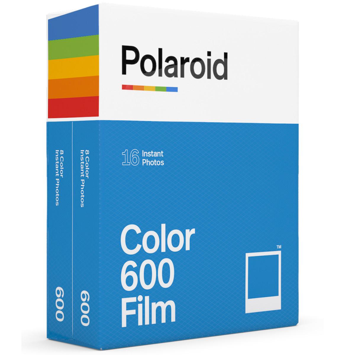 Polaroid Color Film für 600 + i-Type Doppelpack