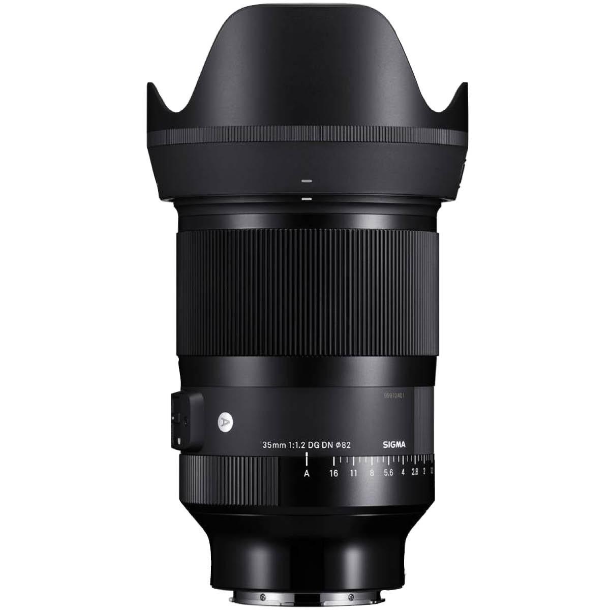 Sigma 35 mm 1:1,2 DG DN Art FE-Mount