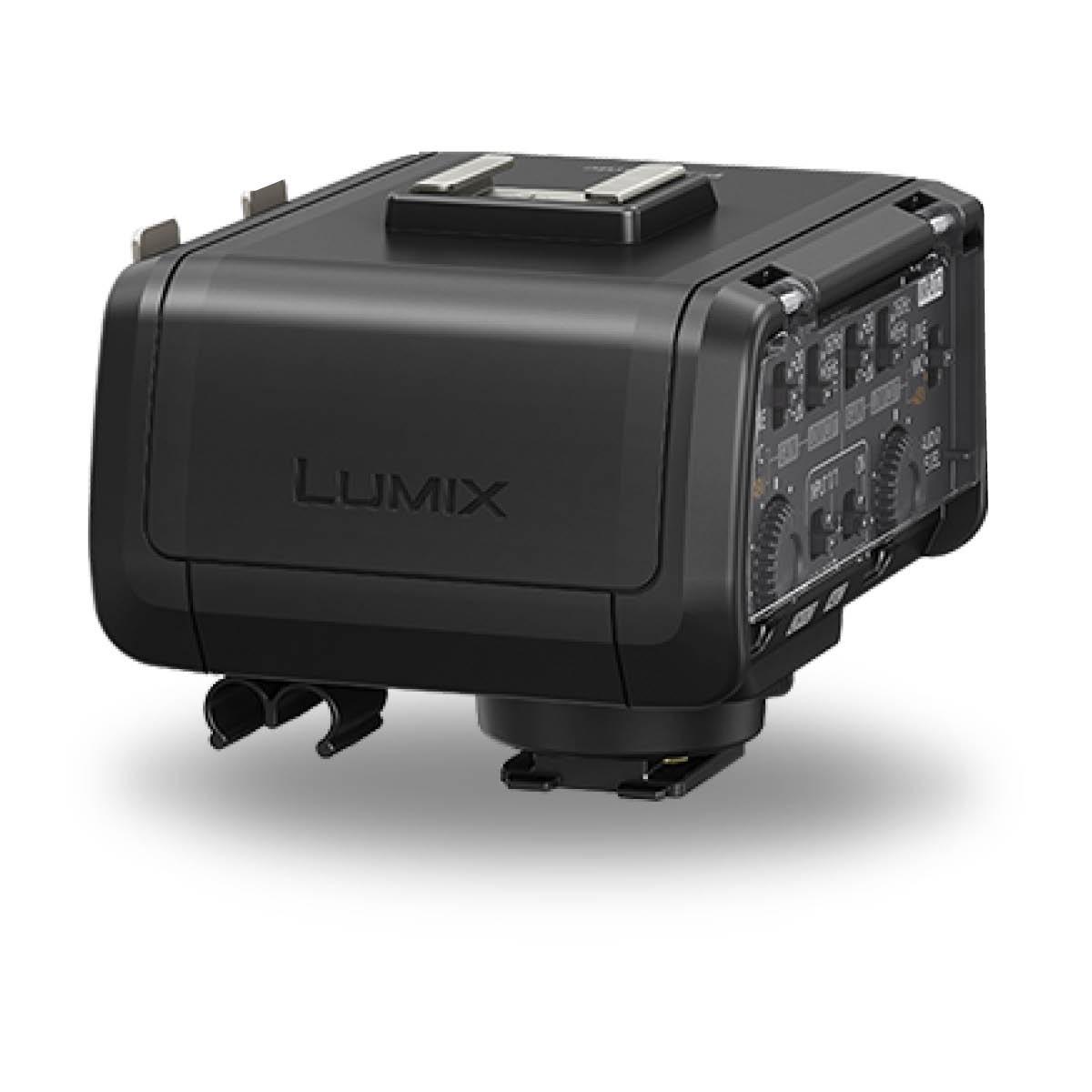 Panasonic Mikrofonadapter DMW-XLR1