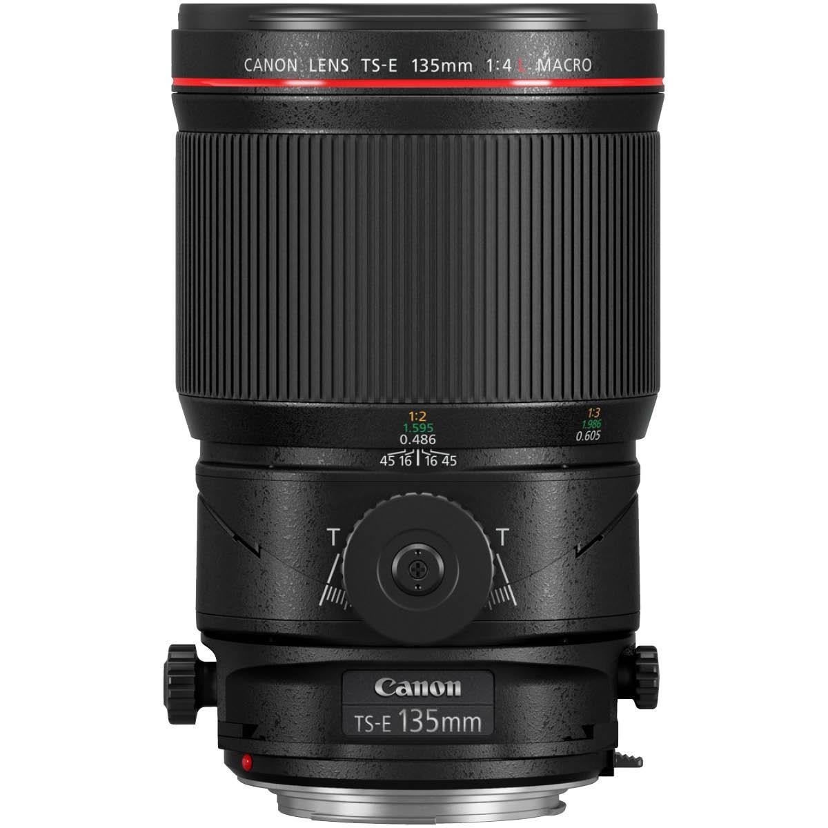 Canon EF 135 mm 1:4,0 L TS-E Macro