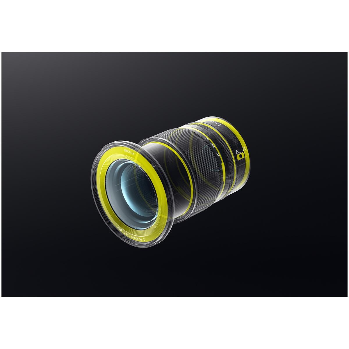 Nikon Z6 Kit mit 14-30 mm 1:4,0 + FTZ-Adapter