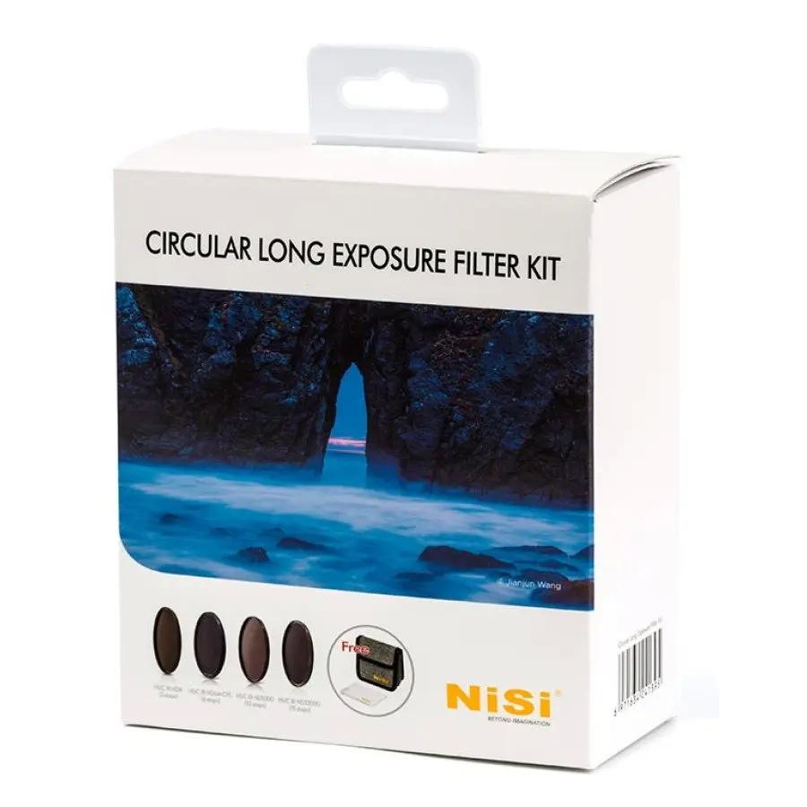 Nisi Circular Long Exposure Kit 72 mm