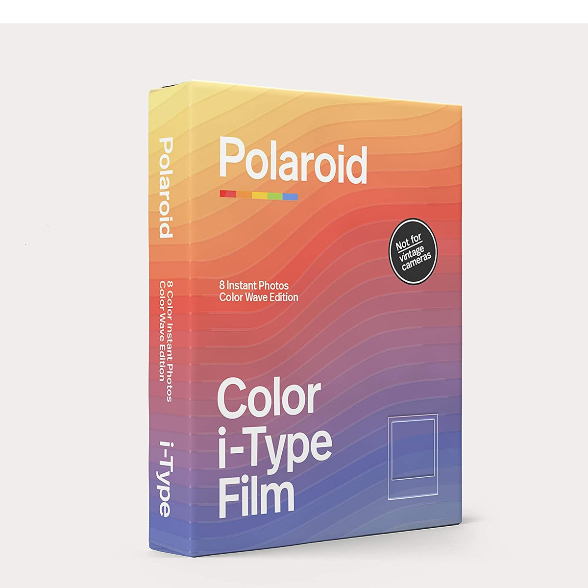 Polaroid i-Type Color Wave