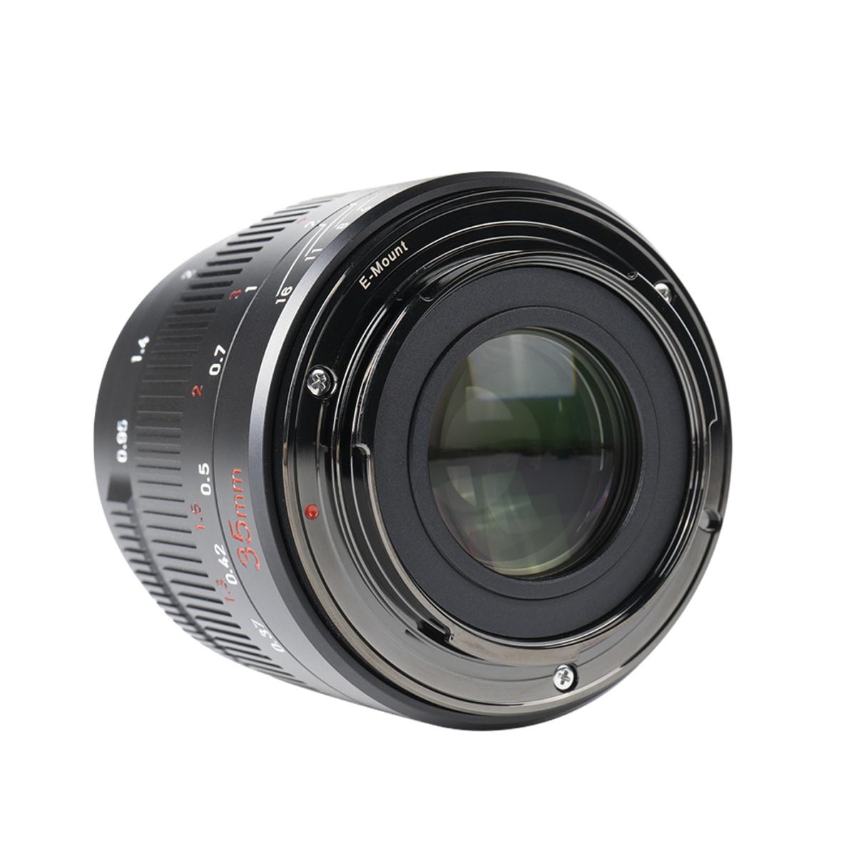 7Artisans 35 mm 1:0,95 für Nikon Z