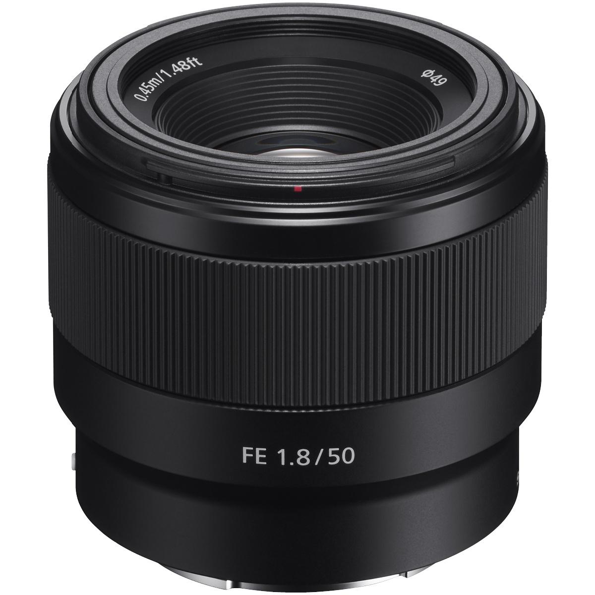 Sony 50 mm 1:1,8 Prime FE
