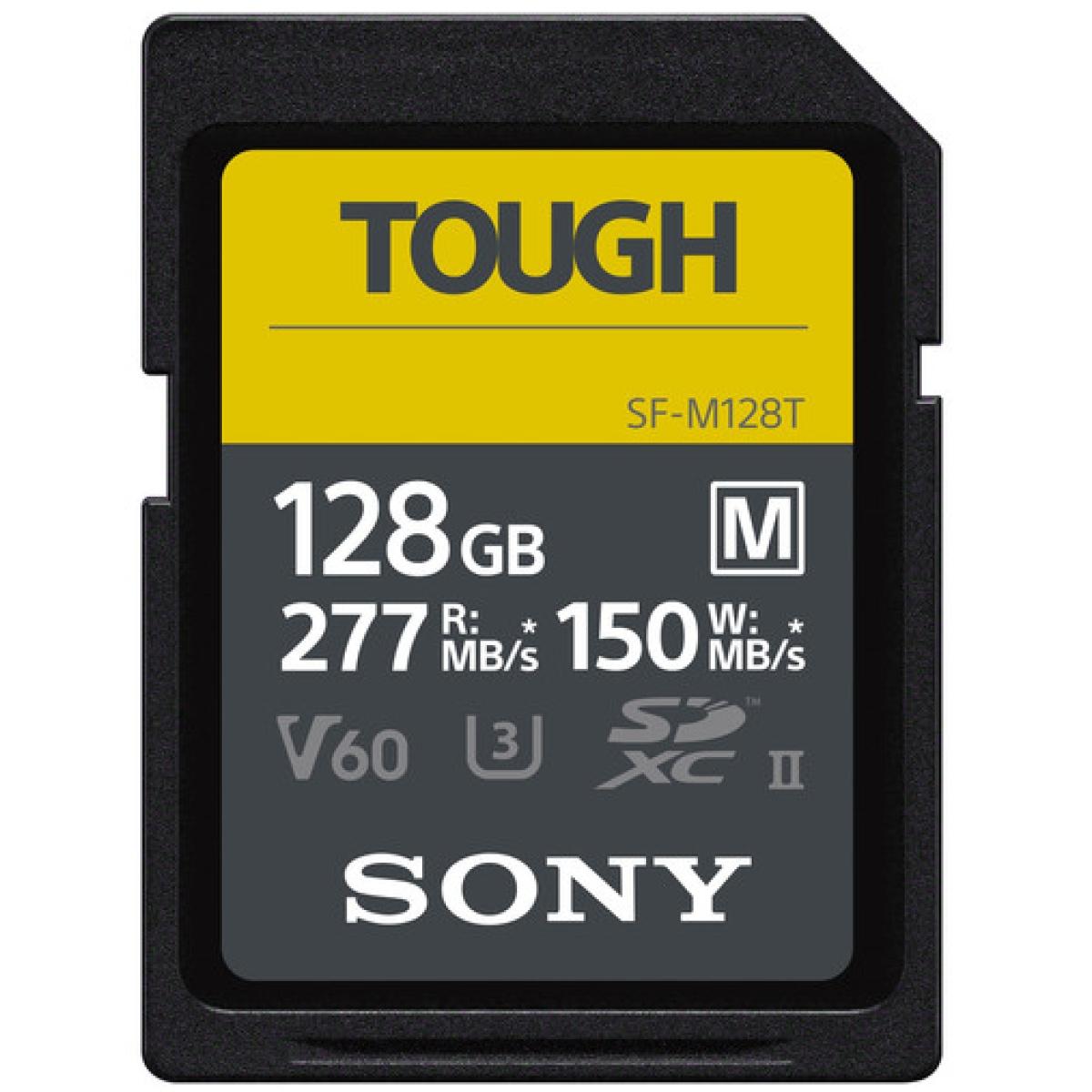 Sony 128 GB SDXC Tough M