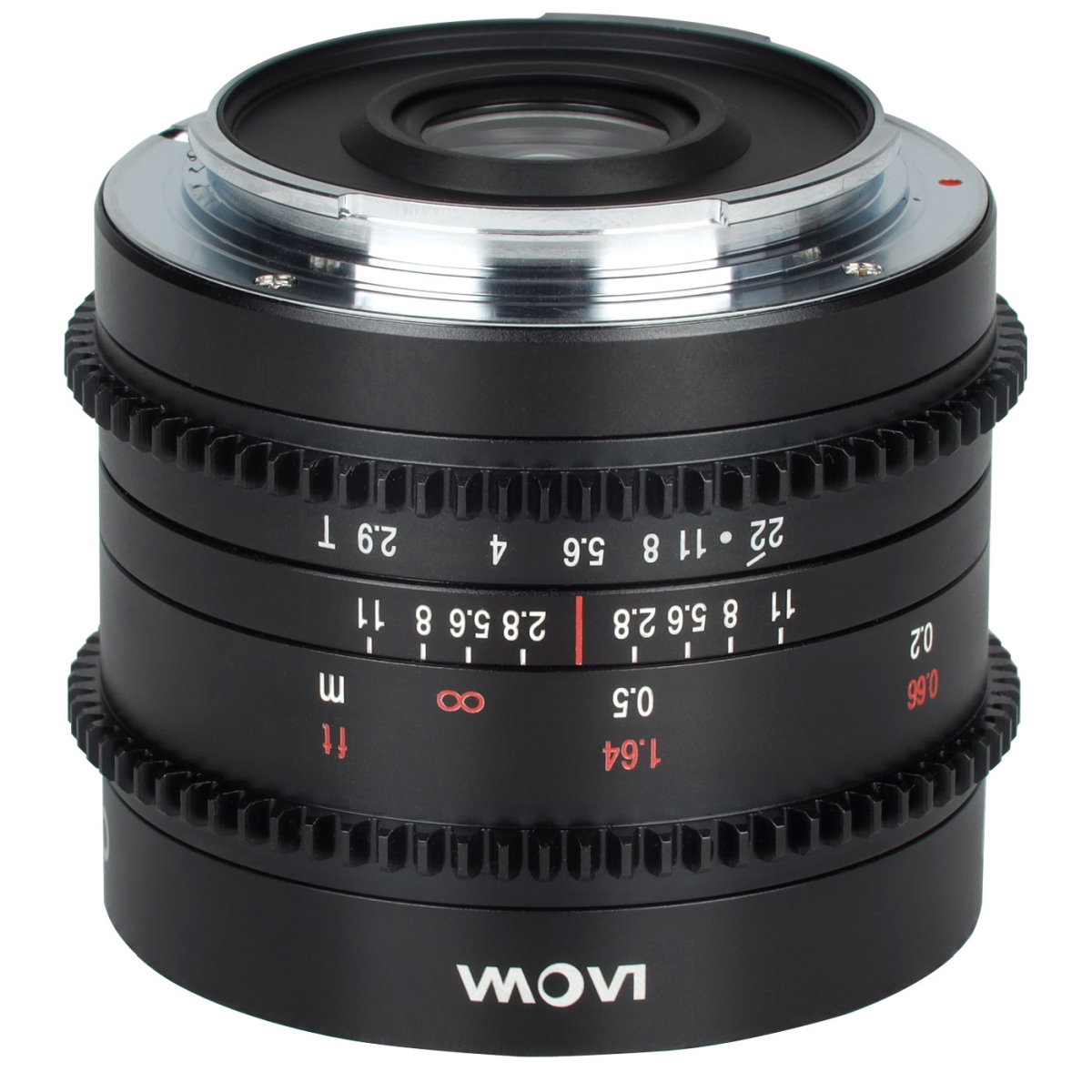 Laowa 9 mm 1:2,9 Zero-D Cine für Fujifilm X