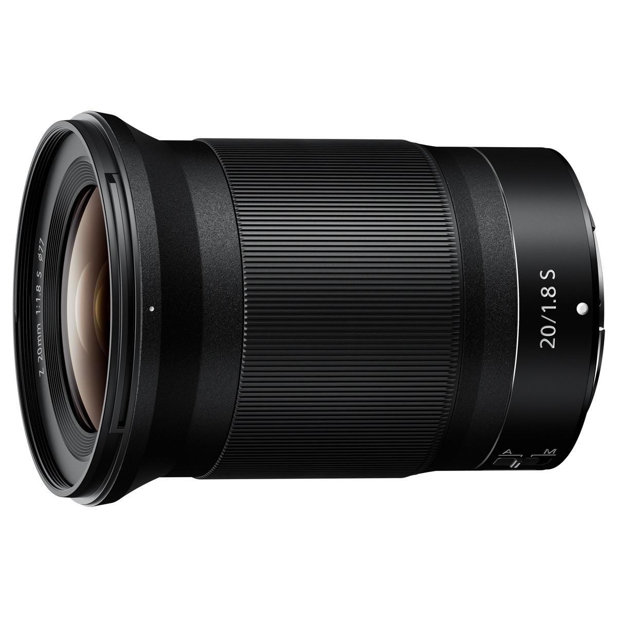 Nikon 20 mm 1:1,8 Z