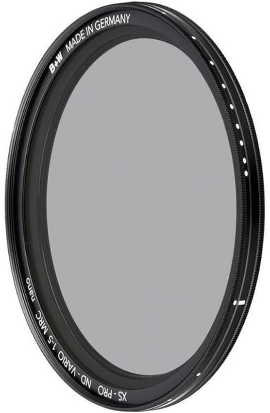 B+W Graufilter 52 mm XS-Pro Vario +1 - +5