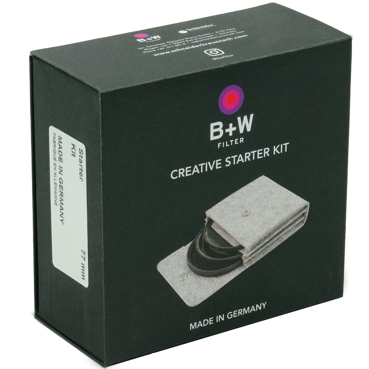 B+W Creative Starter Kit 77 mm