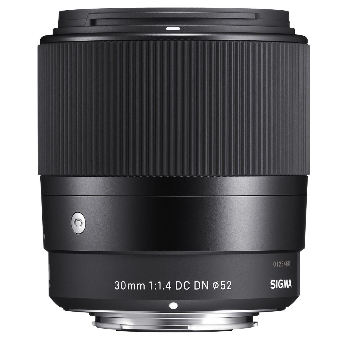 Sigma 30 mm 1:1,4 DC DN (C) L-Mount