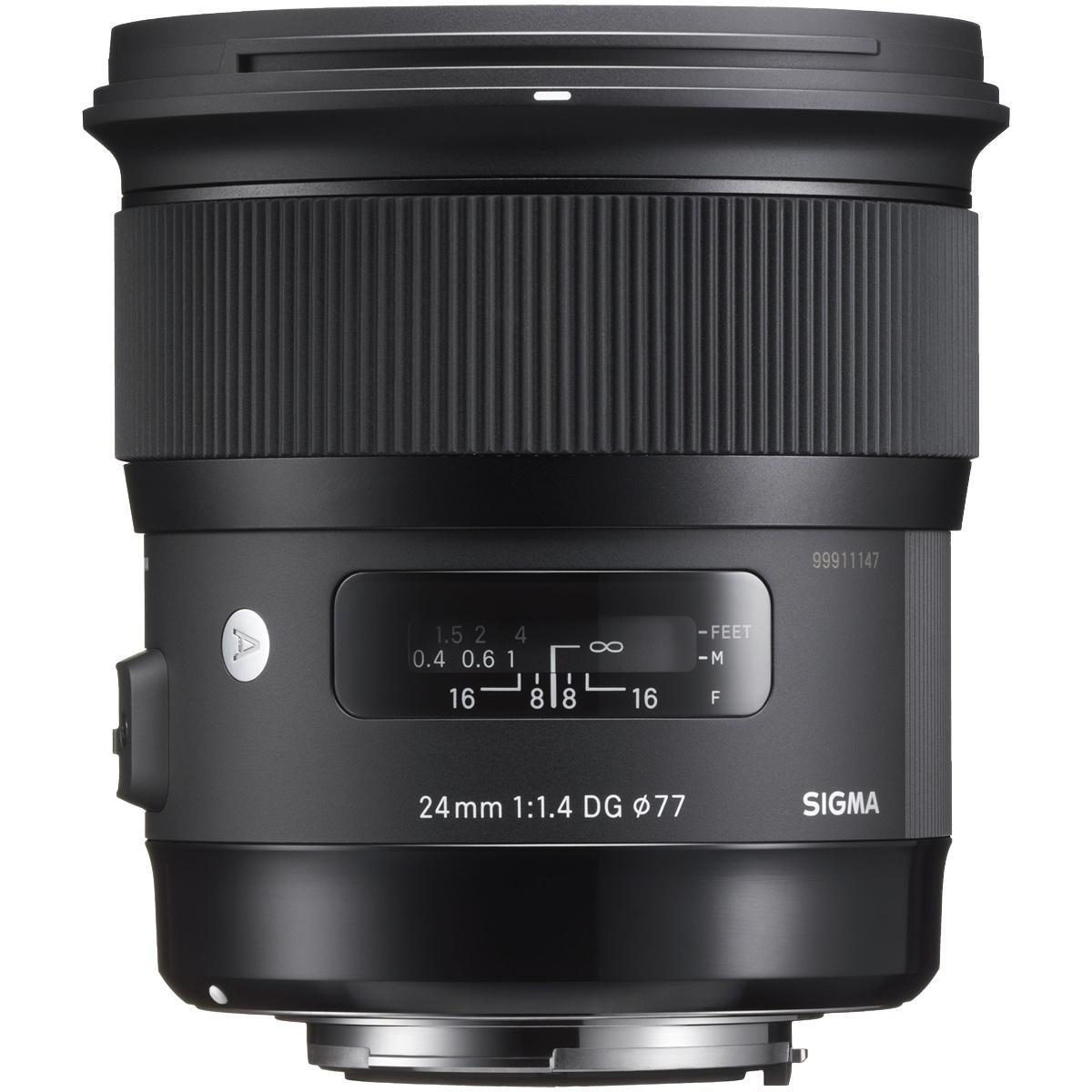 Sigma 24 mm 1:1,4 DG HSM Art FX