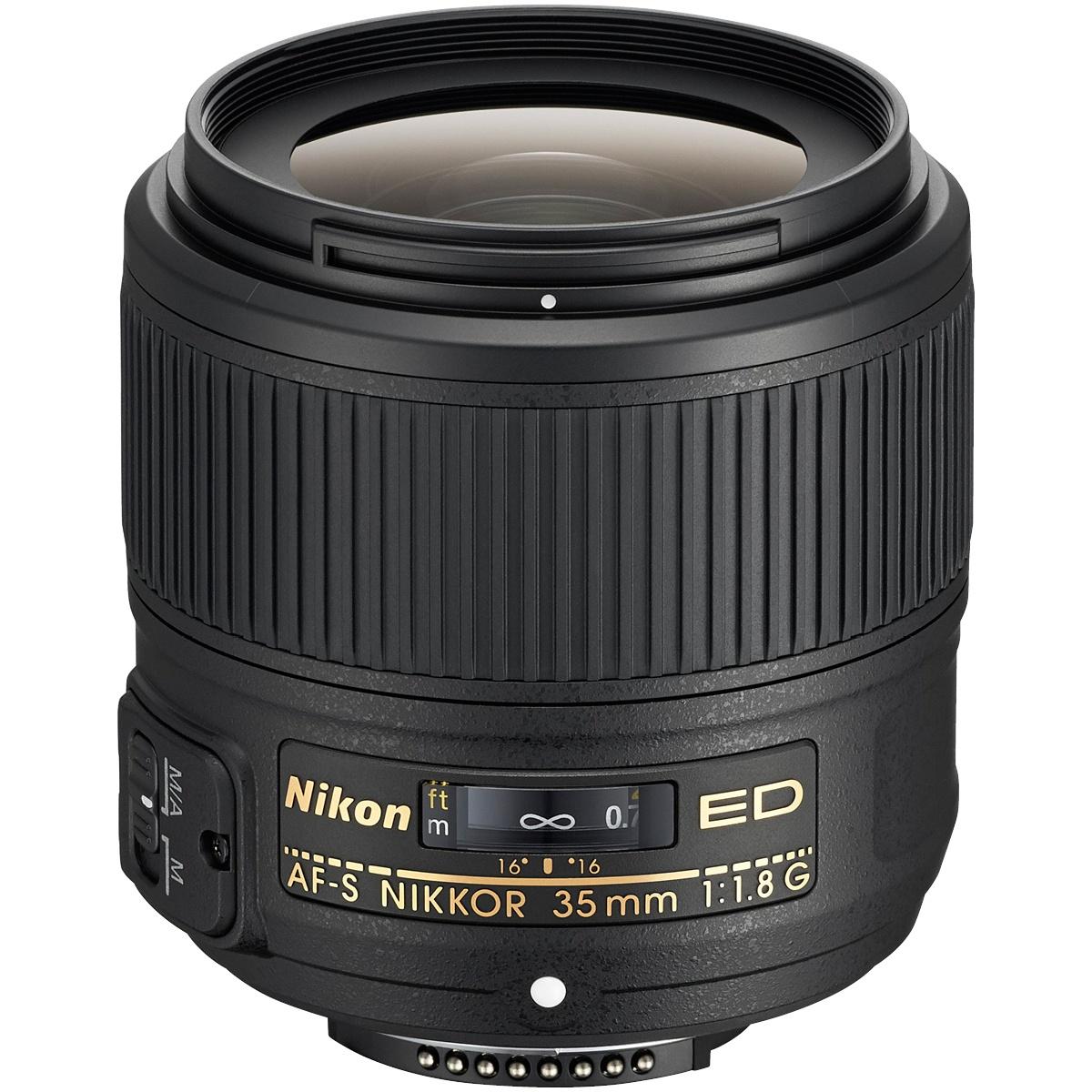 Nikon 35 mm 1:1,8 AF-S Nikkor G ED
